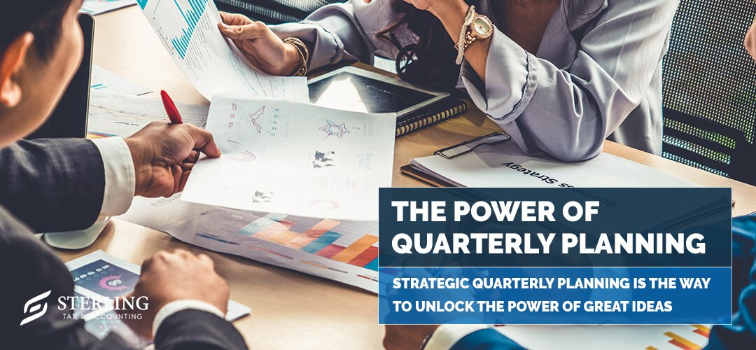 The Power of Quarterly Planning