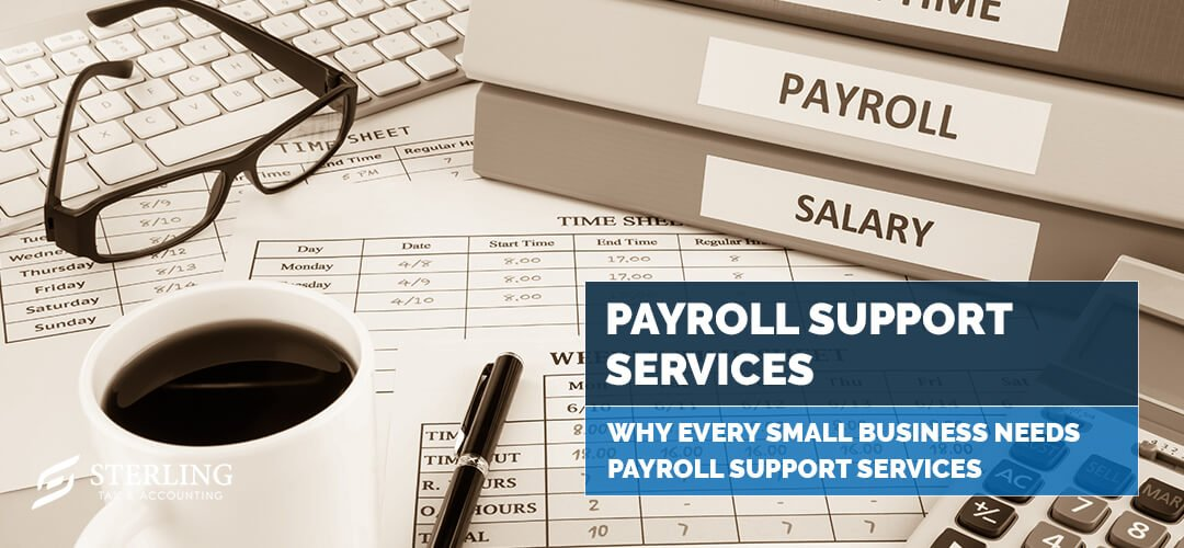 Why Every Small Business Needs Payroll Support Services