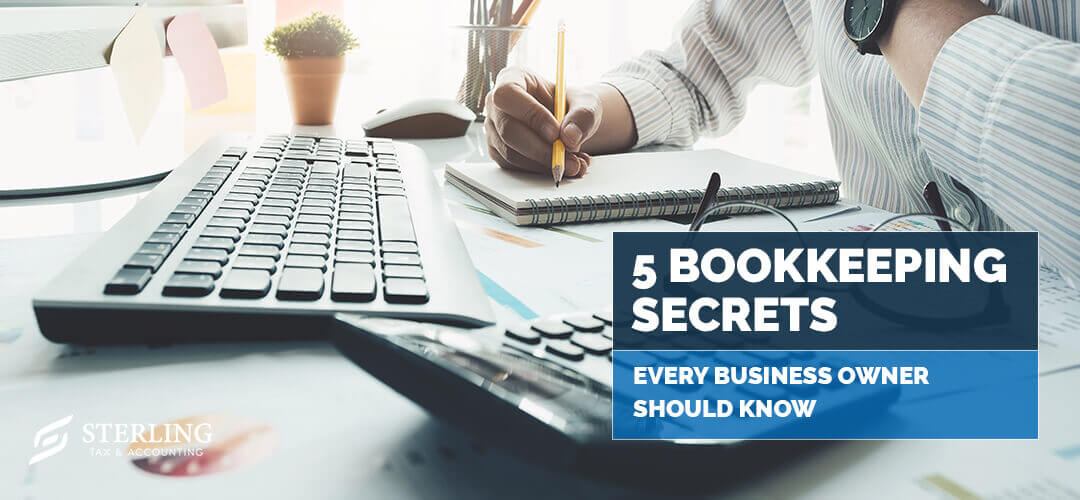 5 Bookkeeping Service Secrets Every Business Owner Should Know
