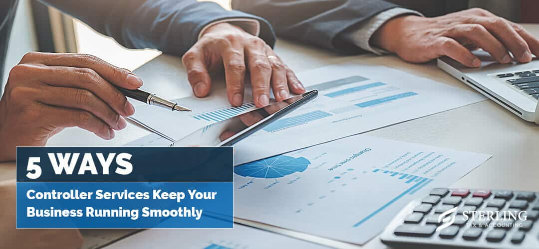 5 Ways Controller Services Keep Your Business Running Smoothly